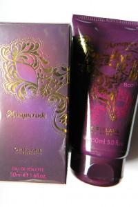 Masquerade zestaw perfumowany perfum balsam Oriflame