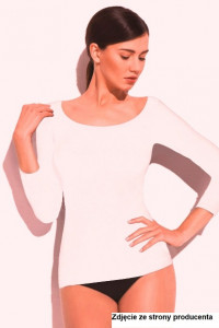 Gatta Perfect Basic tshirt bezszwowa podkoszulka blady róż 36
