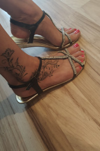 Sandałki 38...