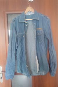 Nowa koszula jeansowa