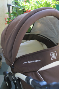 Wózek 2w1 FYN Jedo line Special Edition...