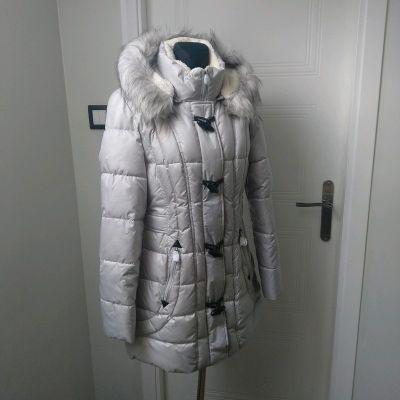 Odzież wierzchnia Kurtka zimowa z kapturem