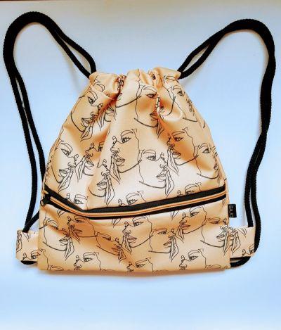 Plecaki Plecak Twarze