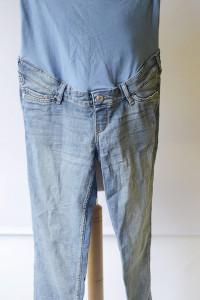 Spodnie H&M Mama Dzinsowe Jeansowe Skinny Ankle XL 42...
