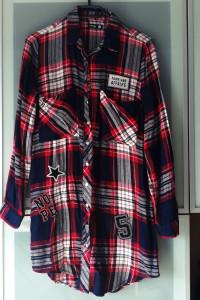 Koszula w kratę rozmiar XS