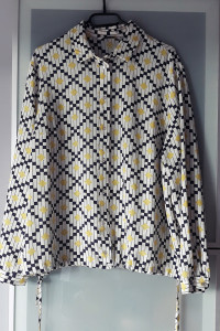 Koszula we wzory rozmiar XL