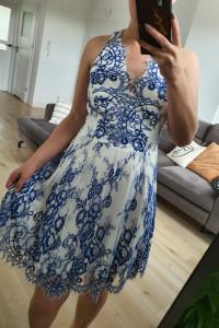 Lipsy London koronkowa sukienka 40 42...