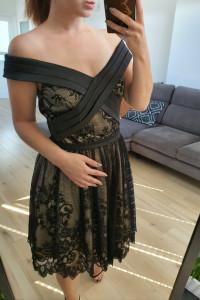 Forever Unique koronkowa sukienka 40...