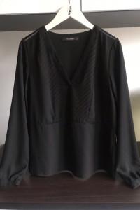 Reserved Czarna Koszula...