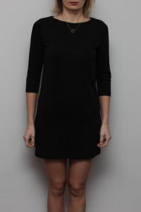 H&M XCzarna Sukienka Basic...
