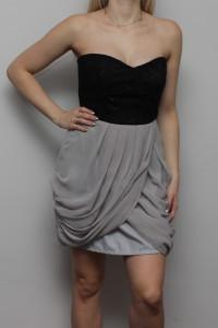 Gorsetowa Sukienka Tulipan S...