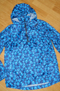 F&F kurtka bluza przeciwdeszczowa roz 160