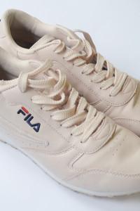Buty Sportowe Pudrowy Róż Fila 42 Różowe 275 cm