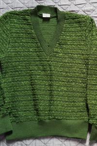 Sweterek z dekoltem w serek C&A