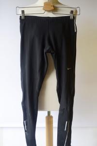 Legginsy Czarne Sportowe Nike Dri Fit XS 34 Fitness...