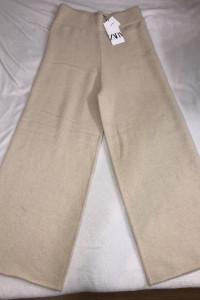 Szeroki Spodnie Zara nowe...