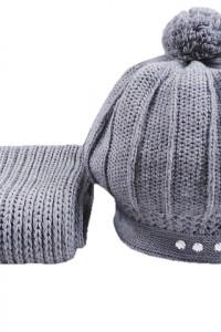 czapka i szalik damska zimowa...