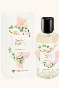 Garden Party Yves Rocher perfum 100 ml...