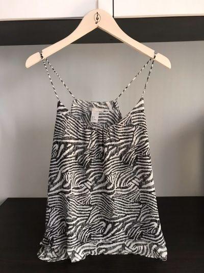 Koszule h&M koszula zwierzecy wzor
