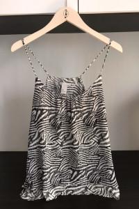 h&M koszula zwierzecy wzor...