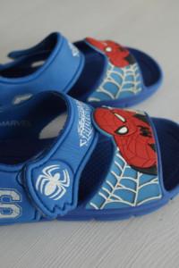 Sandałki Spider Man 27