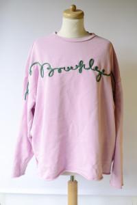 Bluza Różowa H&M Dresowa Róż M 38 Dres Oversize...