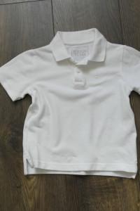 Biała koszulka polo C&A 86 92...