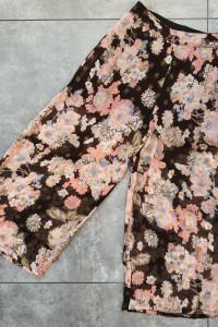ASOS spodnie w kwiaty 36 S...