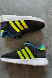 Buty chłopięce sportowe Adidas sneakersy 23...