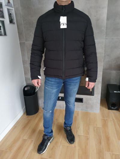 Kurtki i płaszcze Zara nowa kurtka pikowana
