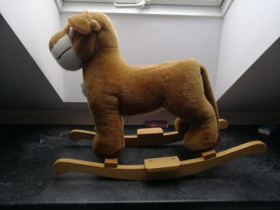 Zabawki Król Lew na biegunach