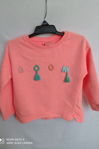 Bluza dziecięca Zara 104 cm