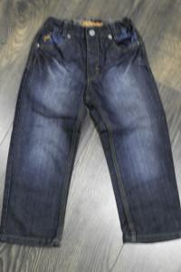 Nowe spodnie jeans 104 chłopięce