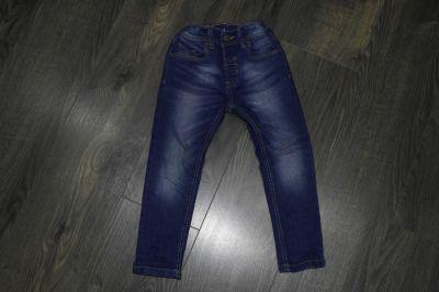 Spodnie i spodenki Denim spodnie chłopięce 104
