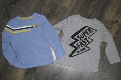 Bluzki Dwie bluzeczki nowe 110