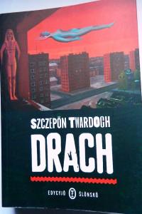 Drach Szczepan Twardoch książka i kalendarz