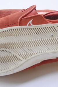 Tenisówki Trampki Nike SB Pomarańczowe 42 265 cm