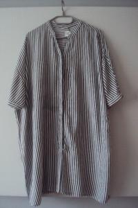koszulowa tunika w paseczki