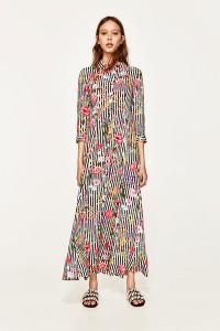 Sukienka paski Zara XS