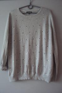 cienki sweterek z jetami