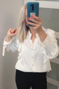 Elegancka bluzka pasuje na S M L