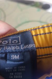 Spodenki Ralph Lauren...
