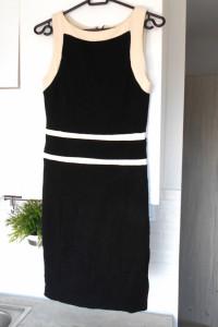Mango suit sukienka ołówkowa elegancka