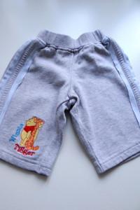 Szare spodnie od 0 do 3 miesięcy rozmiar 62