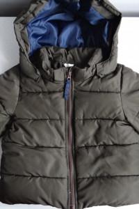 Zimowa kurtka rozmiar 74 H&M