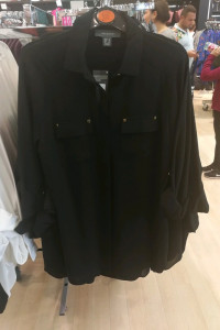 Czarna koszula primark rozmiar S 36