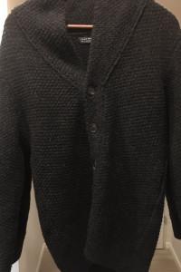 Sweter firmy Zara...
