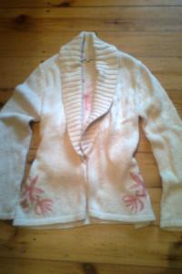 Gruby sweter rozmiar 38...