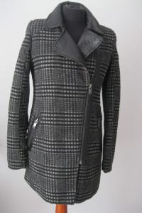 płaszcz krata Amisu XS S
