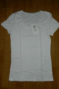 VILA biała bluzka koszulka roz L...